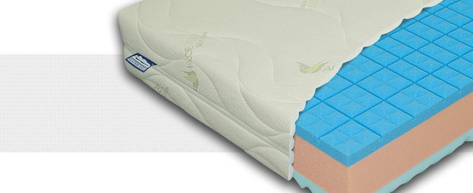 matrace ze studené pěny, studená pěna, matrace ze studene peny, vyspimese.cz, matrace levně, levná matrace, matrace materasso