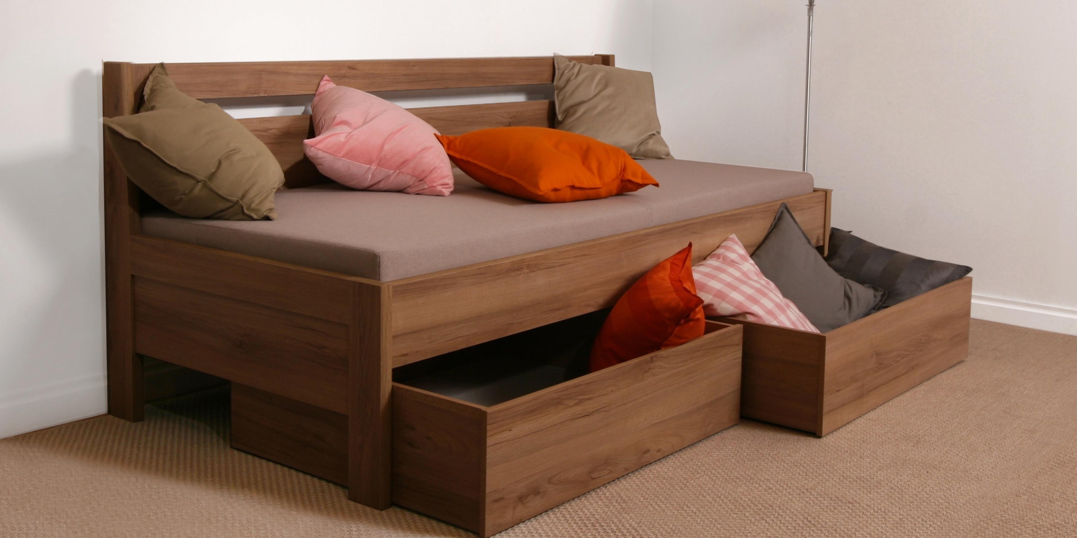 rozkládací postele, rozkládací postel s úložným prostorem, postele, postel, tandem postel, rošty, rošt, rosty, rost, rozkladaci postele z masivu, rozkládací postele z lamina